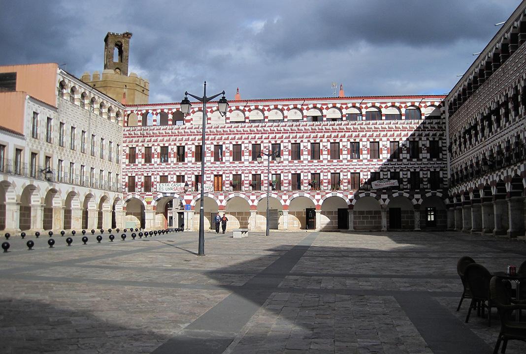 La Plaza Alta en la actualidad. PROPRONews