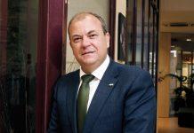 Jose Antonio Monago, Presidente de la Junta de Extremadura. ONCE.ES