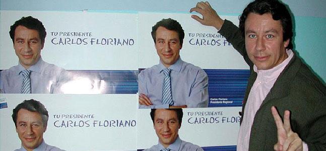 Quiso ser presidente de Extremadura y perdió.