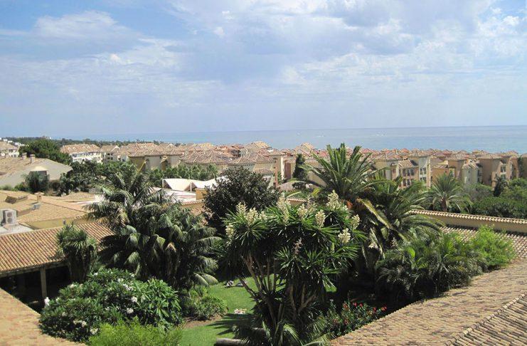 Costa de Málaga desde el hotel Don Carlos. PROPRONEWS