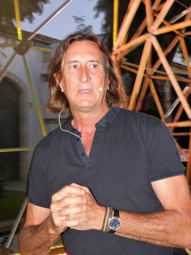 Alfonso Doncel, un gran artista de relieve internacional. PROPRONEWS