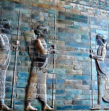 Arte de Mesopotamia, la tierra de Enheduanna. Museo del Louvre. PROPRONews