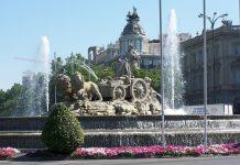 Cibeles. Madrid es la ciudad donde tenemos más lectores. PROPRONEWS