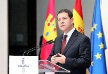Emiliano García Page. JCCLM