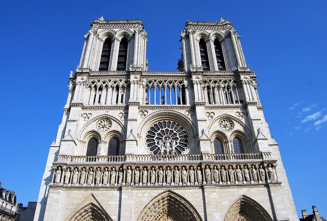 Notre Dame de París. PROPRONews