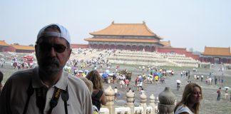 Nuestro director en la Ciudad Prohibida (Pekín) PROPRONEWS