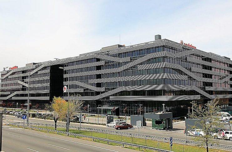 Sede de Vodafone en Madrid. WIKIPEDIA