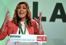 Susana Díaz tiene miedo. RTVE
