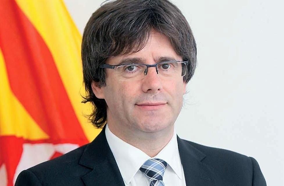 Carles Puigdemont actúa irresponsablemente. VIR