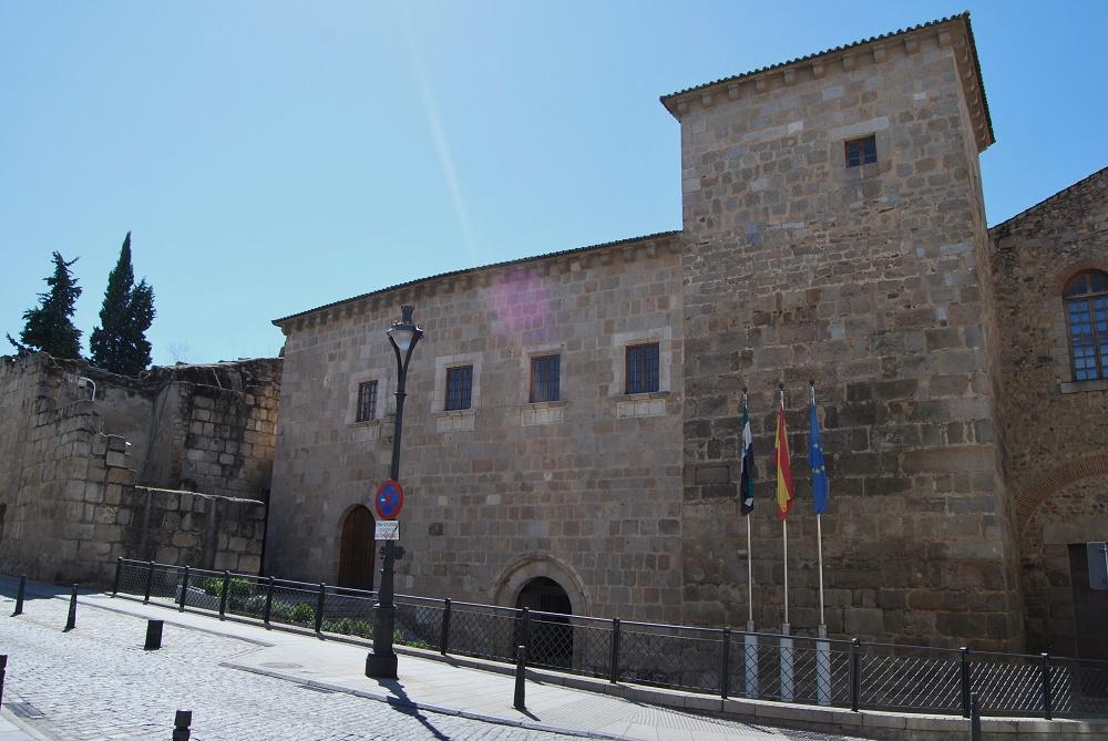 Presidencia de la Junta de Extremadura. La institución no es transparente en materia de publicidad institucional. PROPRONews