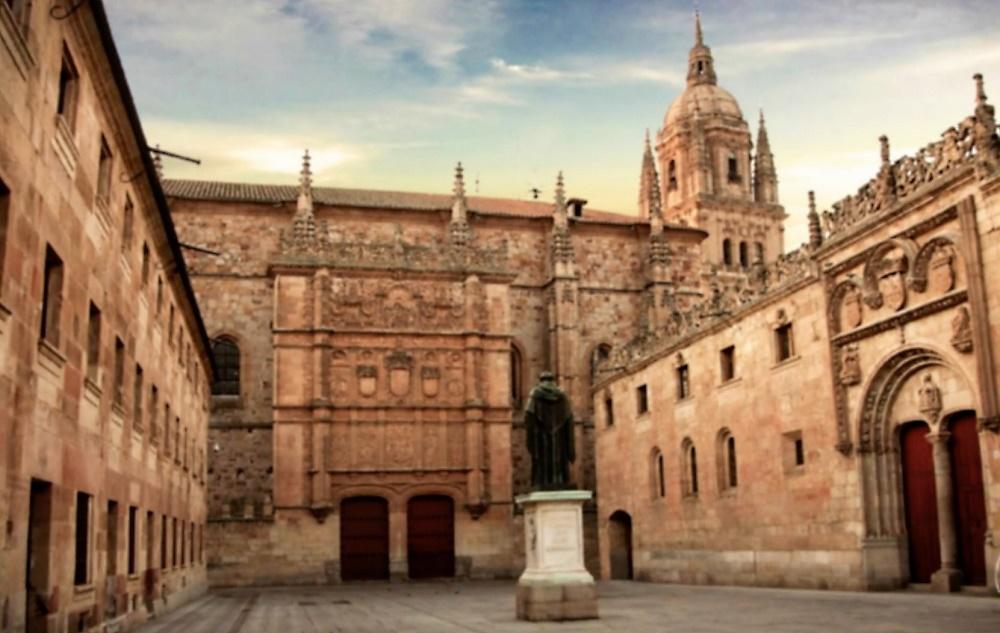 Salamanca. El modelo de la universidad tradicional ha muerto. STUDOCU