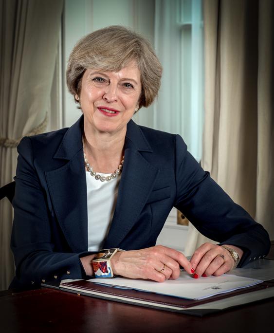Theresa May no parece capacitada para liderar una negociación con 27 países. GOBIERNO REINO UNIDO