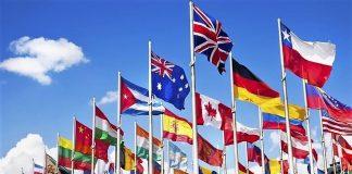El nacionalismo trocea el mundo. TARINGA