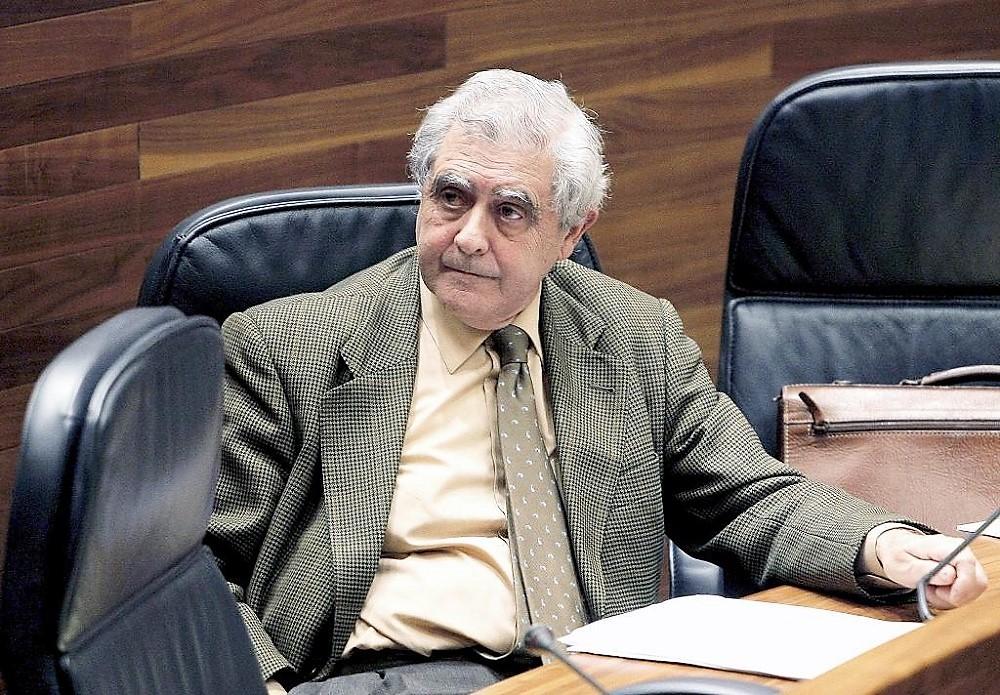 José Luís Iglesias Riopedre, el exconsejero condenado. EFE