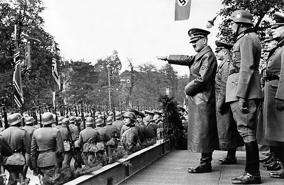 Los líderes nacionalistas son muy peligrosos.