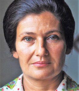 Simone Veil, la gran política europea. PINTEREST