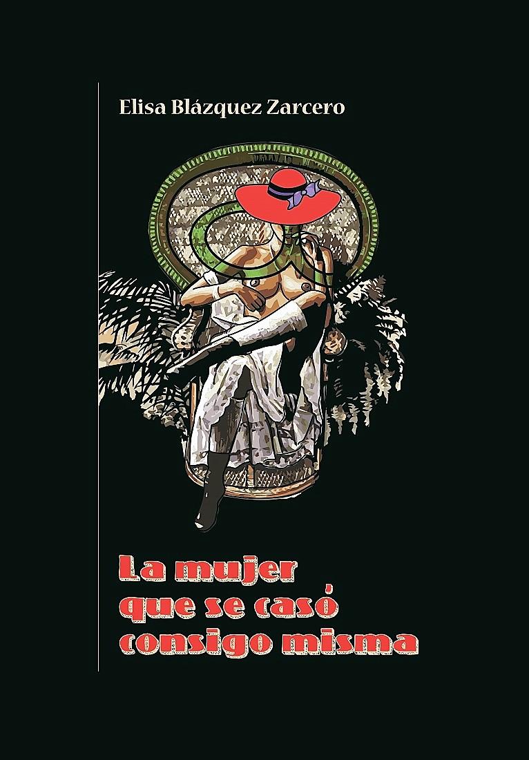 Cubierta de la novela de Elisa Blázquez. Diseño de JAVIER REMEDIOS.