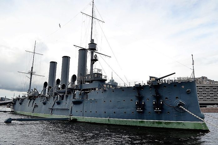 Crucero Aurora. J.M. PAGADOR