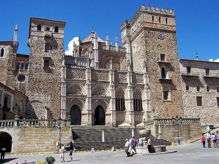 Monasterio de Guadalupe. PROPRONEWS