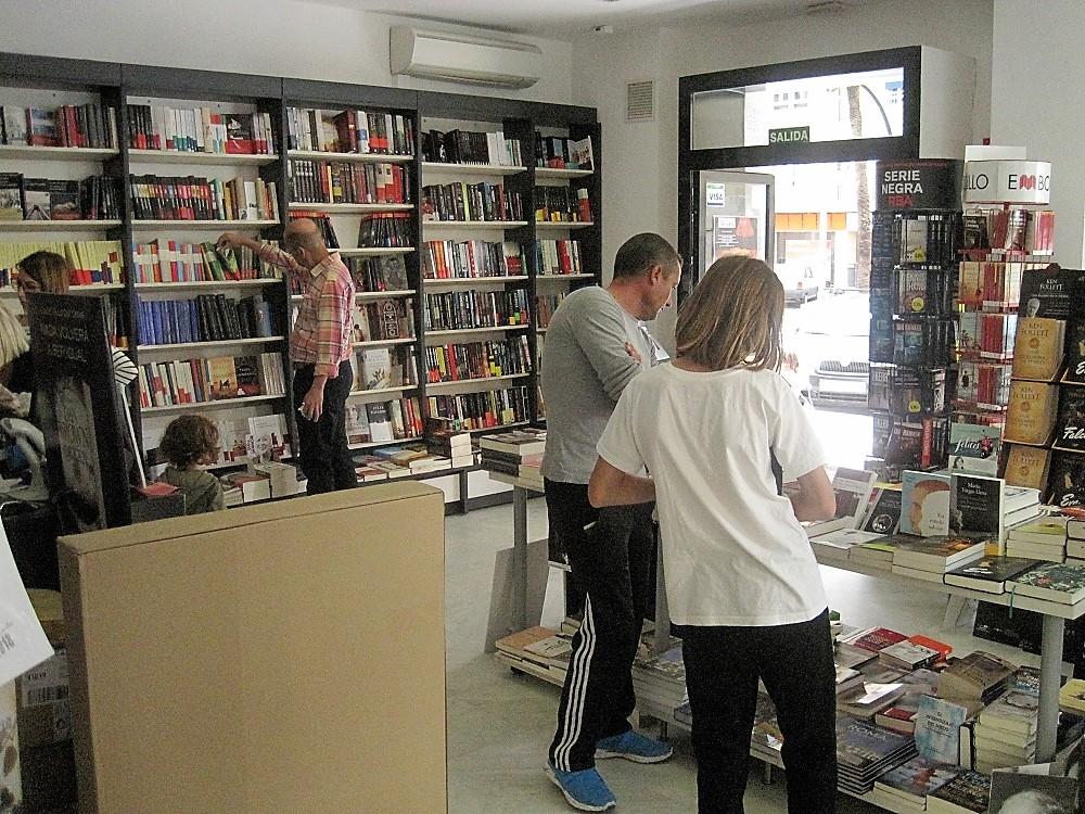 Una librería como esta es un milagro.