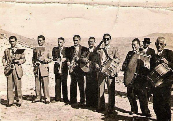 La tradición musical venía de familia.