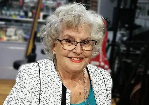 Belleza a los 82. E. BLÁZQUEZ