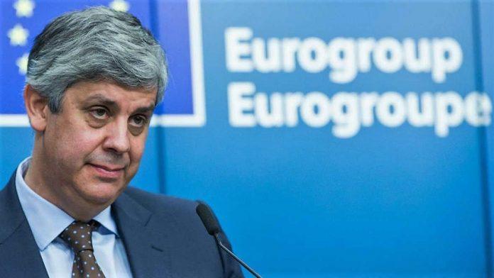 Mario Centeno, nuevo presidente del Eurogrupo. RTVE.