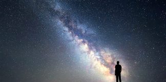 Trillones de estrellas nos señalan el camino. RTVE