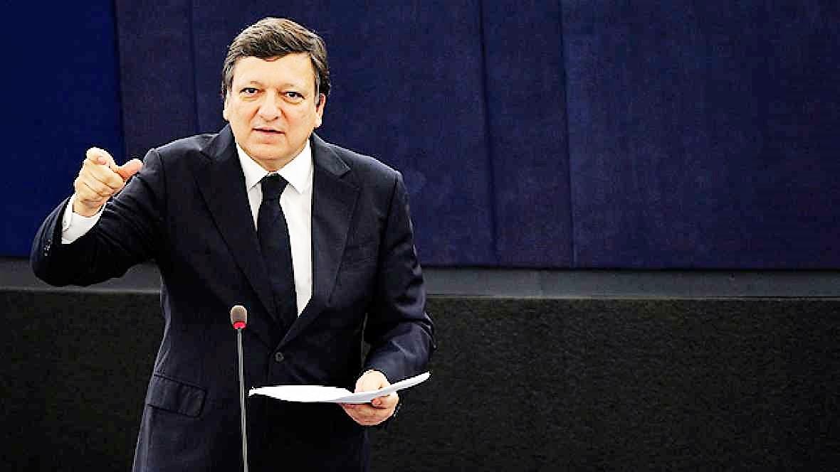Durâo Barroso, presidió la Comsión Europea durante diez años. RTVE
