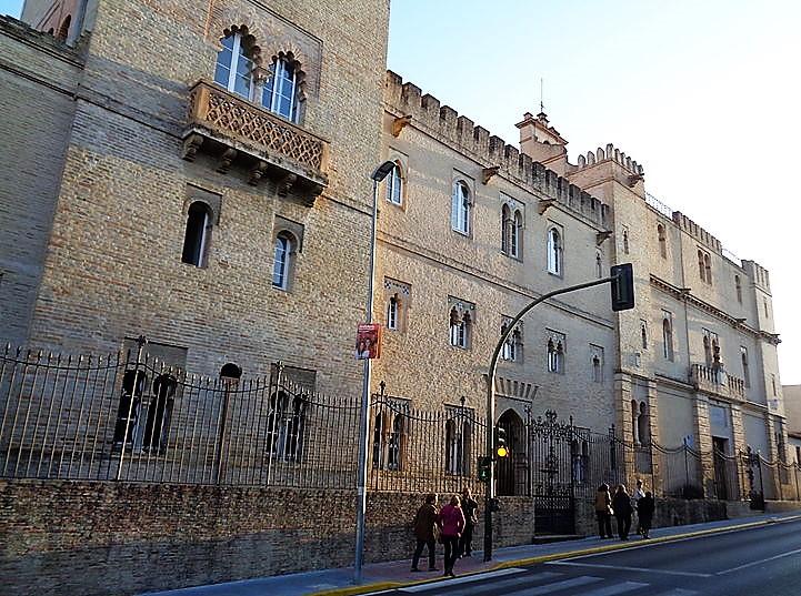 En esta casa-palacio de Castilleja de la Cuesta murió Cortés hace 470 años.