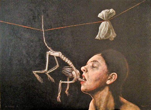 El hambre del pintor. 2009