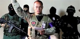 Óscar Pérez, el inspector de Policía alzado contra Maduro y abatido después. INSTAGRAM