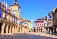 Oviedo, capital del Principado.