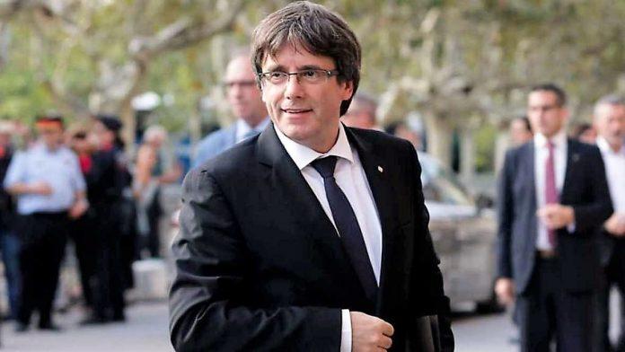 Puigdemont, un maestro del escapismo y el engaño. RTVE