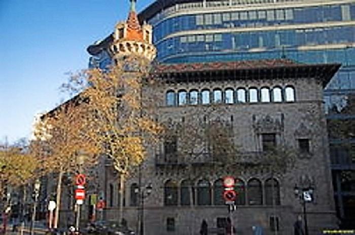 Diputación de Barcelona, de la que fue presidente Celestino Corbacho. WIKIPEDIA