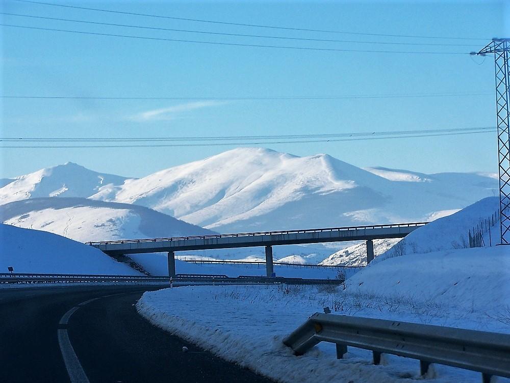 En otras regiones del norte las carreteras estuvieron operativas. PROPRONEWS
