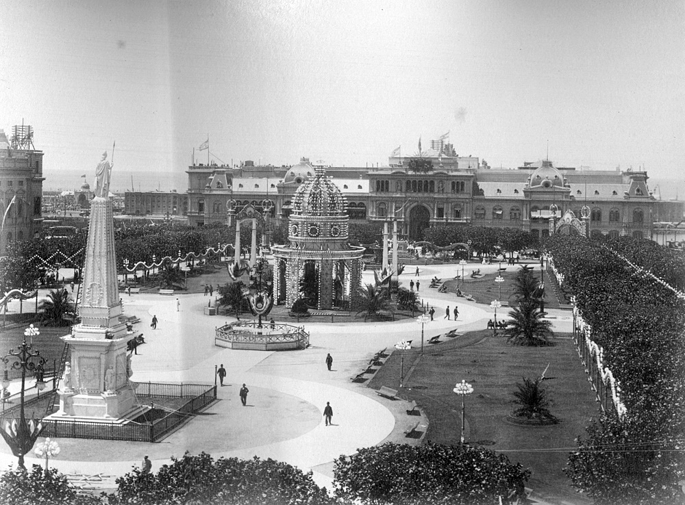 La Buenos Aires de 1900 que conoció Luis Fernández.