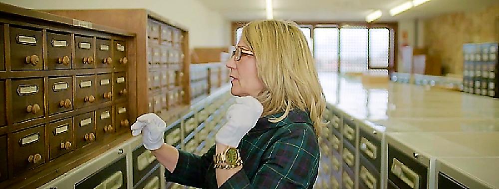 Una investigadora en los archivos franquistas del censo de masones españoles. GLE