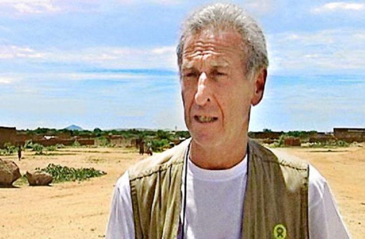 Roland van Hauwermeiren, director de Oxfam en Haiti en 2010 y principal organizador de los abusos. THE TIMES