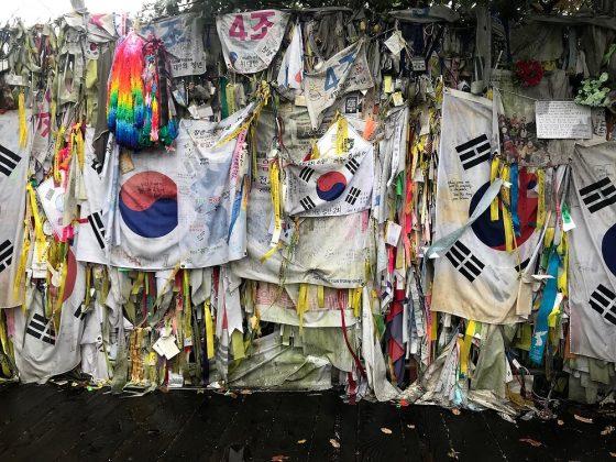 Deseos de paz y unidad de un pueblo muy sufrido.