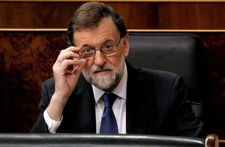 Mariano Rajoy miente en relación con las pensiones, como en tantos otros asuntos incluida la corrupción de su partido. RTVE