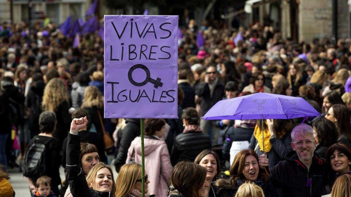 La revolución feminista es imparable. RTVE