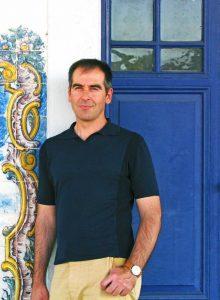 Víctor M. Gibello, el autor de las fotografías.