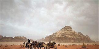 Desierto de Wadi Rum (Jordania). ELISA BLÁZQUEZ