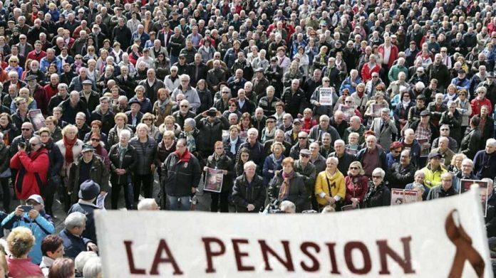 Nuestro director y el periódico, en lucha por la dignidad de los pensionistas. RTVE