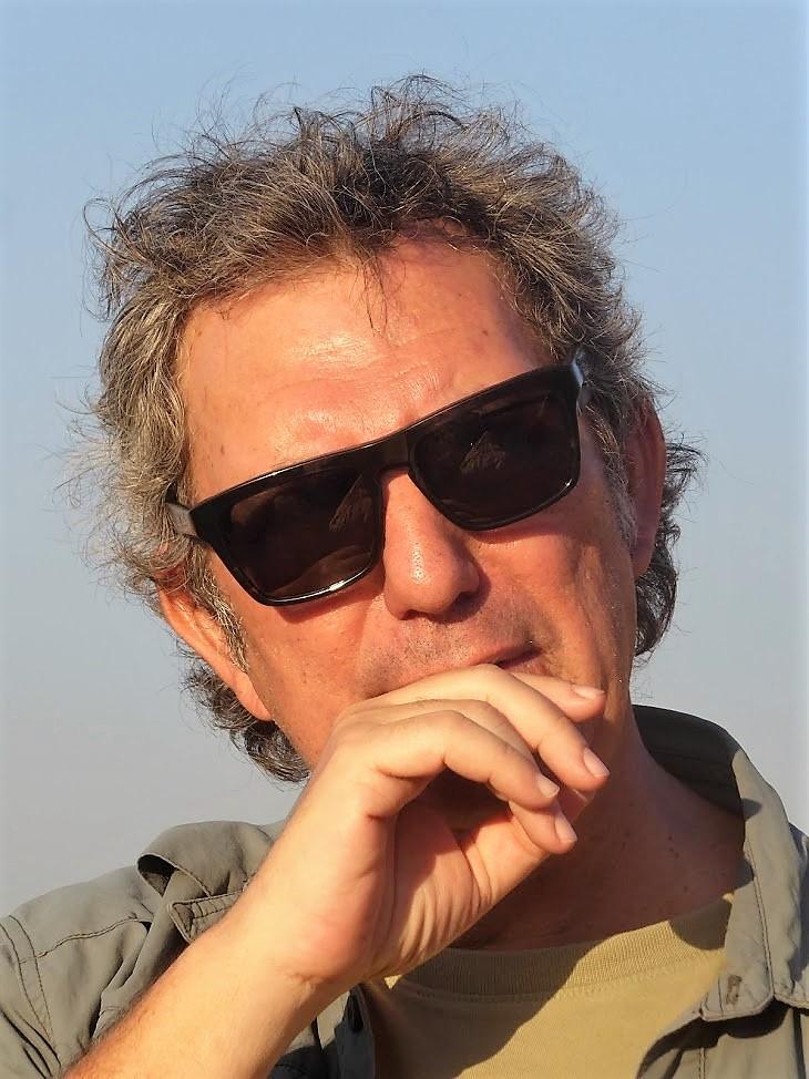 Álvaro Planchuelo. SONIA STRACCHI