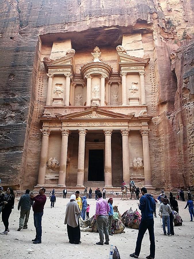Petra (Jordania).
