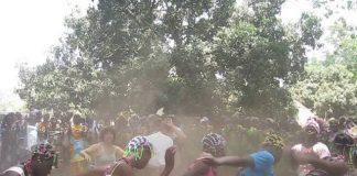 Danzas de Senegal