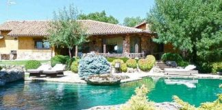 El chalé de la sierra madrileña nuevo hogar de Iglesias y Montero.