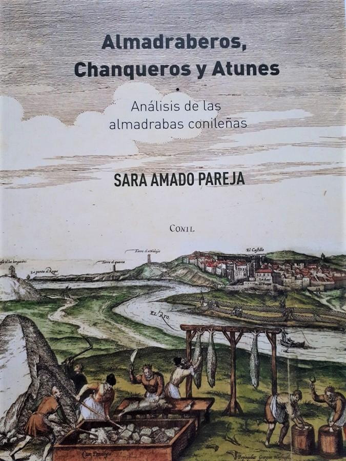 Portada del libro de Sara Amado.